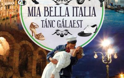 Mia Bella Italia Táncgála est