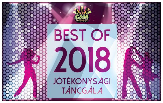 Best of 2018 Jótékonysági Táncgála